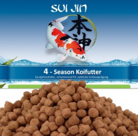 4 - Season - Körnung 6mm - 15,0 kg