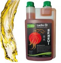 100% natürliches Lachsöl - 1000ml